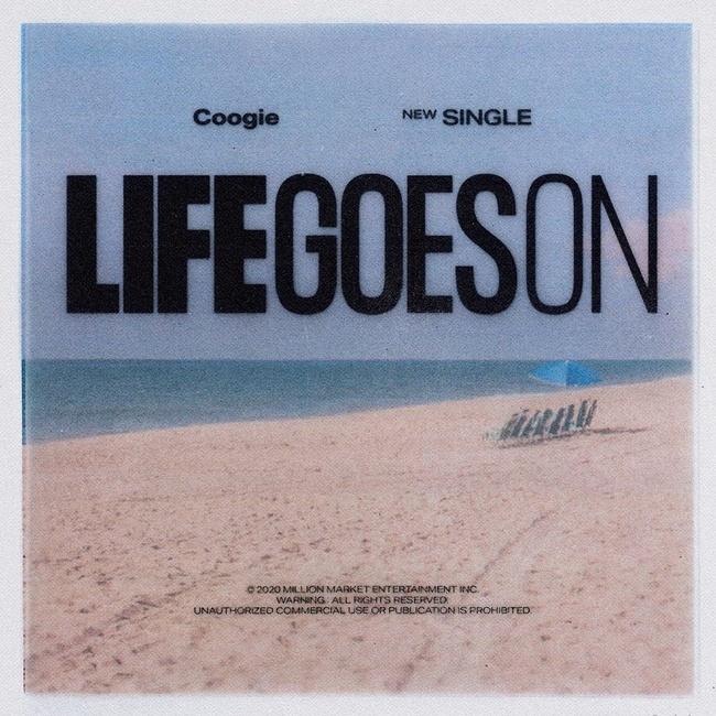 19일(토), 쿠기(Coogie) 싱글 앨범 'Life Goes On' 발매 | 인스티즈