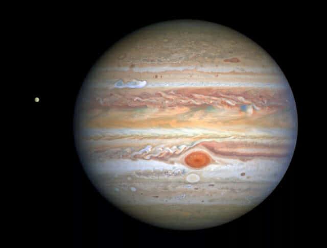 허블 우주망원경, 새 목성 사진 공개..거대 폭풍 '대적점'도 포착[로타리|매치 토토]