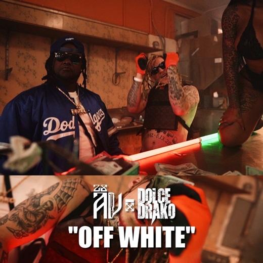 18일(금), 28AV 싱글 앨범 'OFF WHITE (Feat. Dolce Drako)' 발매 | 인스티즈