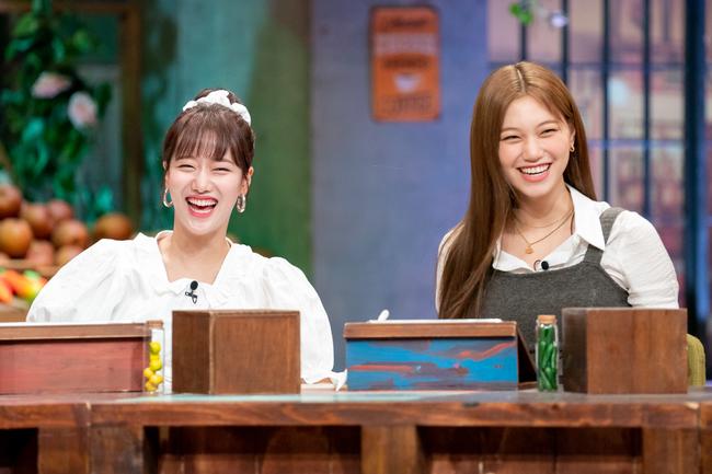 '놀라운토요일' 나은X도연, 99년생 찐친 케미 폭발[오늘TV][킹 토토 현영재태크]