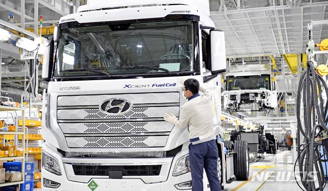 美·유럽 뻗어나가는 현대차 수소트럭..세계시장 '주목'[클럽비 토토|디지털 토토]