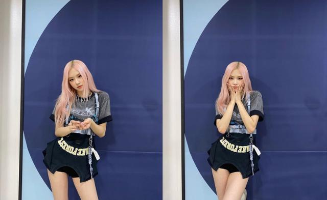 Rosé, a member of the girl group BLACKPINK, thanked the fans.Rosé wrote on his social media on November 11, Thank you so much for making Lovesick Girls #1 inkigayo today, Blink.  Im so happy to share two photos with the words I love you.In the photo, Rosé looks chic and looks at the camera.  His pink hair is perfectly digested and his figure catches the eye.Meanwhile, Rosés group, BLACKPINK, is making a comeback with Lovesick Girls on February 2.  BLACKPINK won the no.1 trophy for Lovesick Girls on SBSs Inkigayo, which aired this afternoon.
