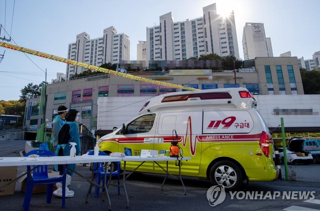경기도 어제 신규확진 35명..남양주 요양원서 11명 추가 감염[비행기 토토 클래스 토토]