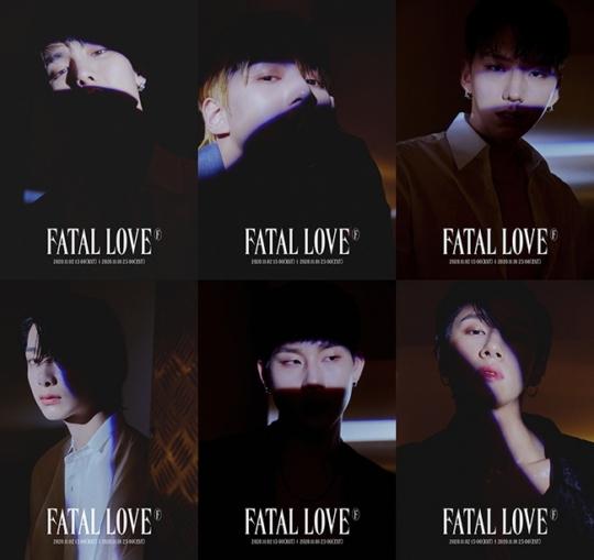 2일(월), 몬스타엑스 정규 앨범 3집 'FATAL LOVE (타이틀 곡:Love Killa)' 발매 | 인스티즈