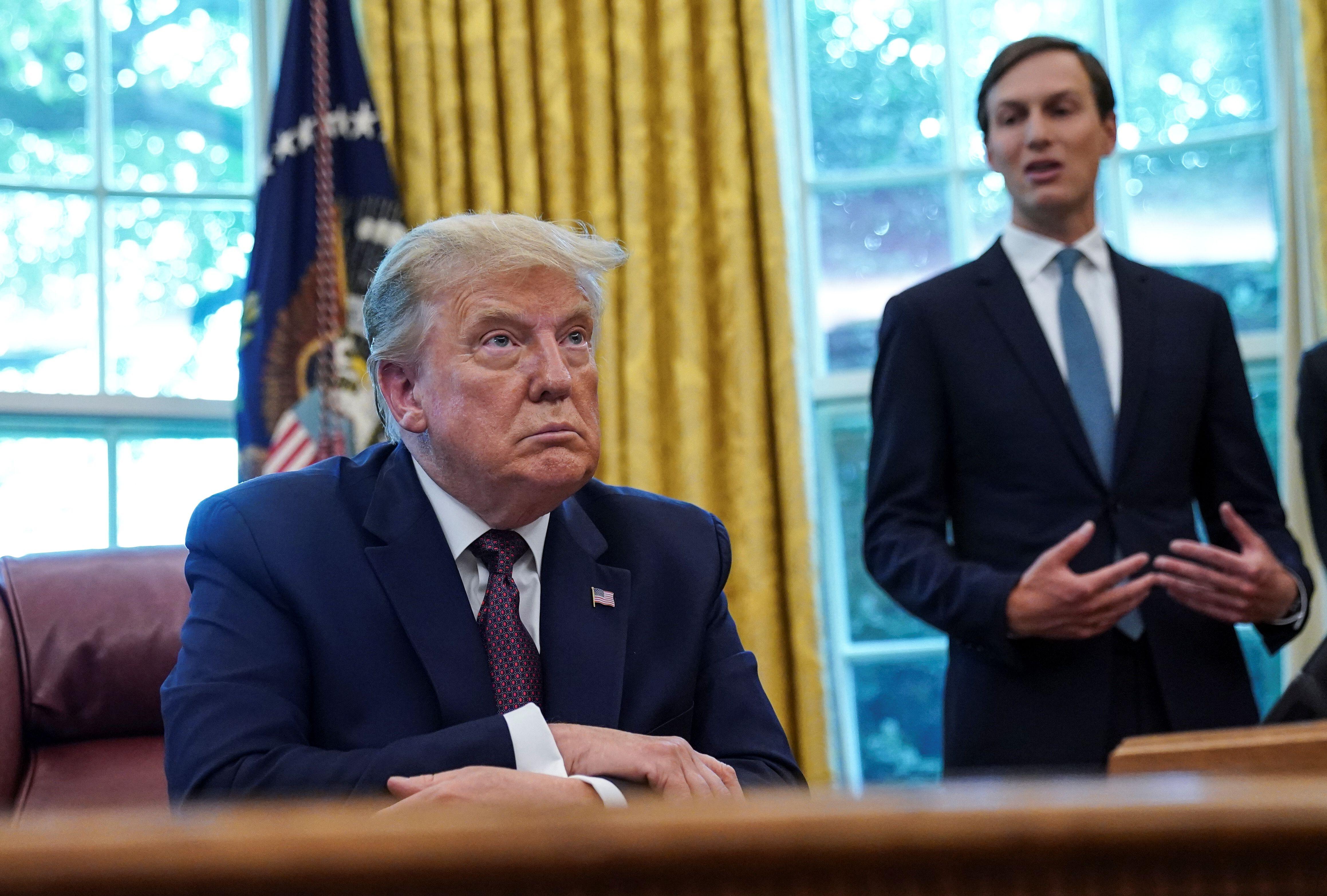트럼프 끝까지 백악관 안나가면, 강제 퇴거될 수도[사이트명 토토|문 토토]