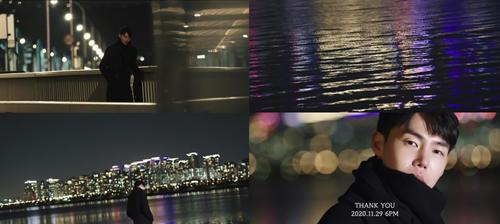 29일(일), 블루베어 미니 앨범 1집 '치유;(治癒) (타이틀 곡: Thank you)' 발매 | 인스티즈