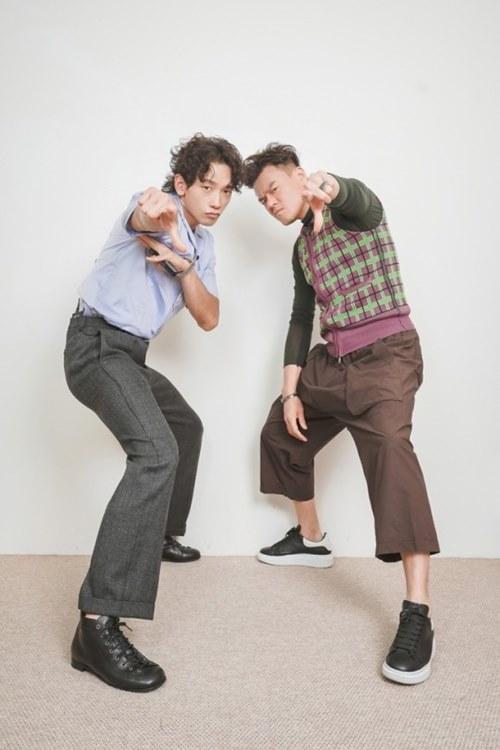 31일(목), 박진영+비 듀엣 앨범 '나로 바꾸자' 발매   인스티즈