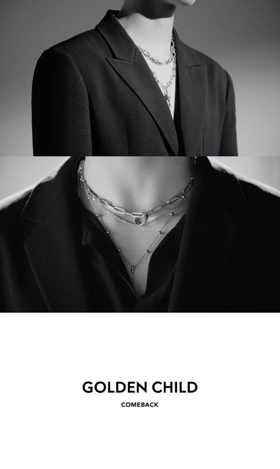 25일(월), 골든차일드 미니 앨범 5집 'YES.(타이틀 곡: 안아줄게)' 발매   인스티즈