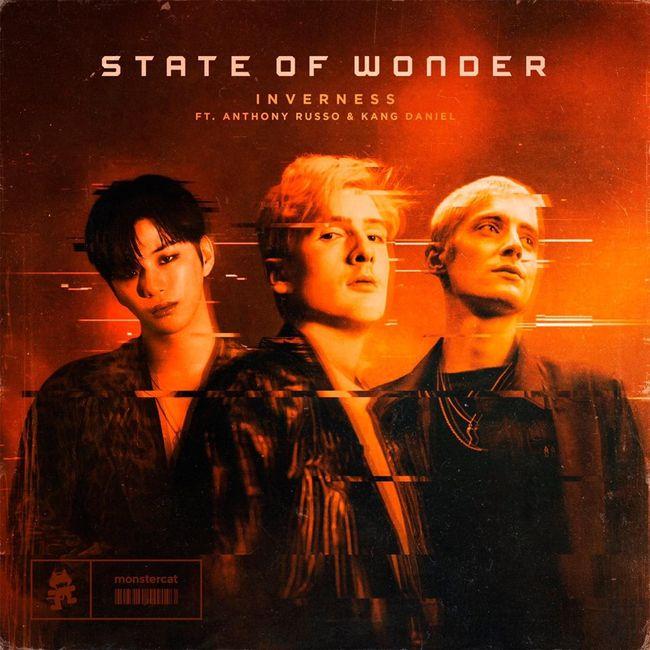 15일(금), 강다니엘+앤소니 루소+인버네스 콜라보레이션 싱글 앨범 'State of Wonder' 발매 | 인스티즈