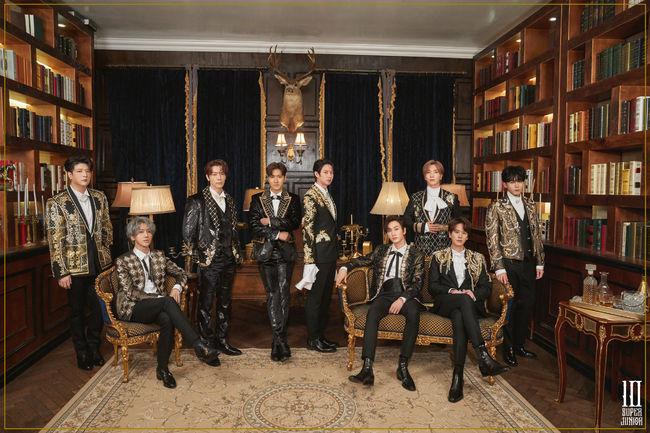 16일(화), 슈퍼주니어(Super Junior) 정규 앨범 10집 'The Renaissance' 발매 | 인스티즈