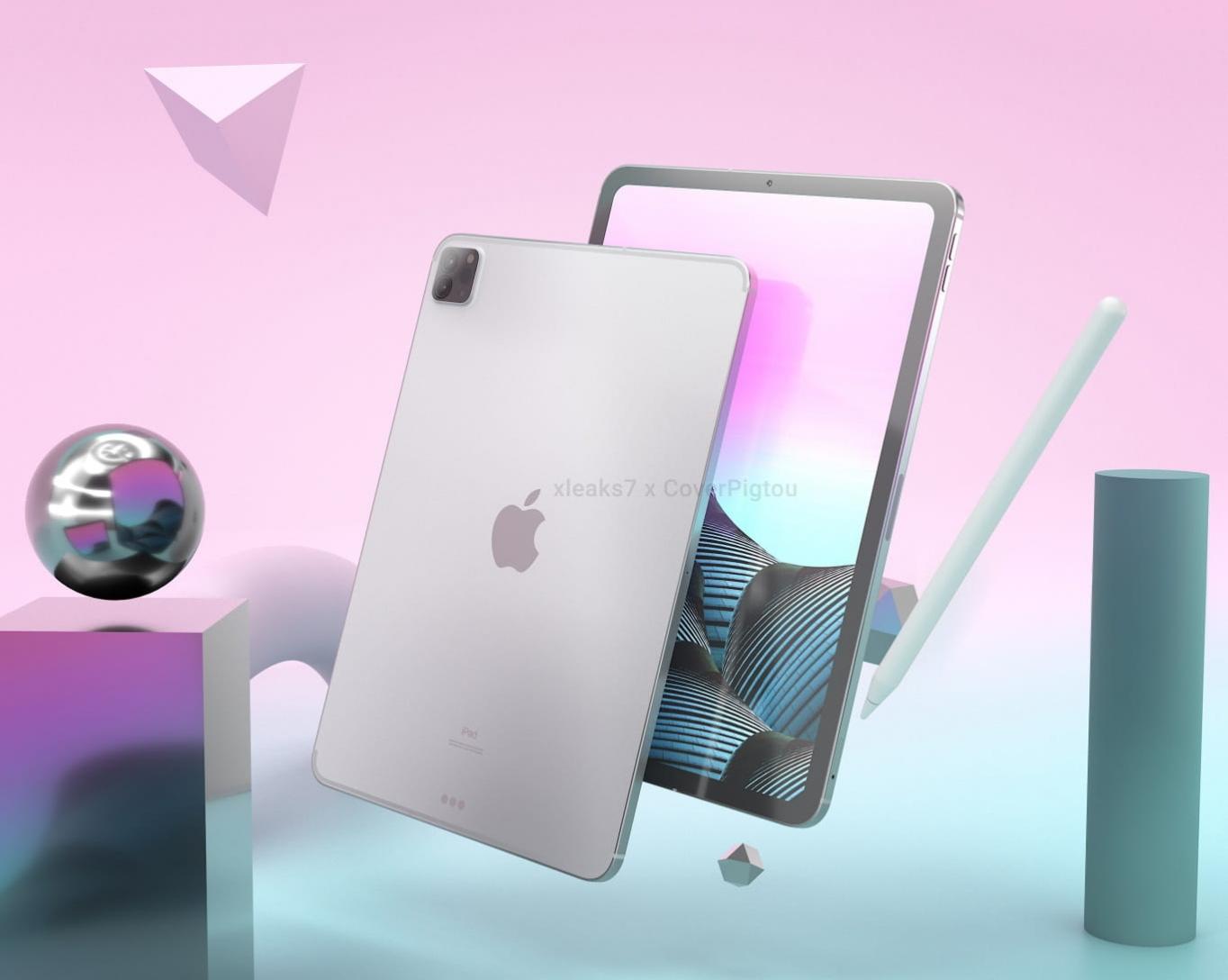 애플, 아이패드 프로 5세대 23일 발표?.. 에어태그도 출시 유력