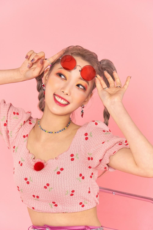 8일(목), 유민(U-MIN) 미니 앨범 1집 '나인틴' 발매 | 인스티즈