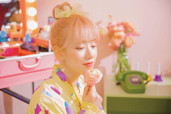 21일(수), 보라미유 리메이크 앨범 '미인' 발매 | 인스티즈