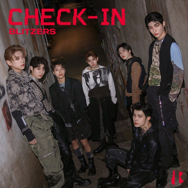 12일(수), 블리처스(BLITZERS) 미니 앨범 1집 'CHECK-IN' 발매 | 인스티즈