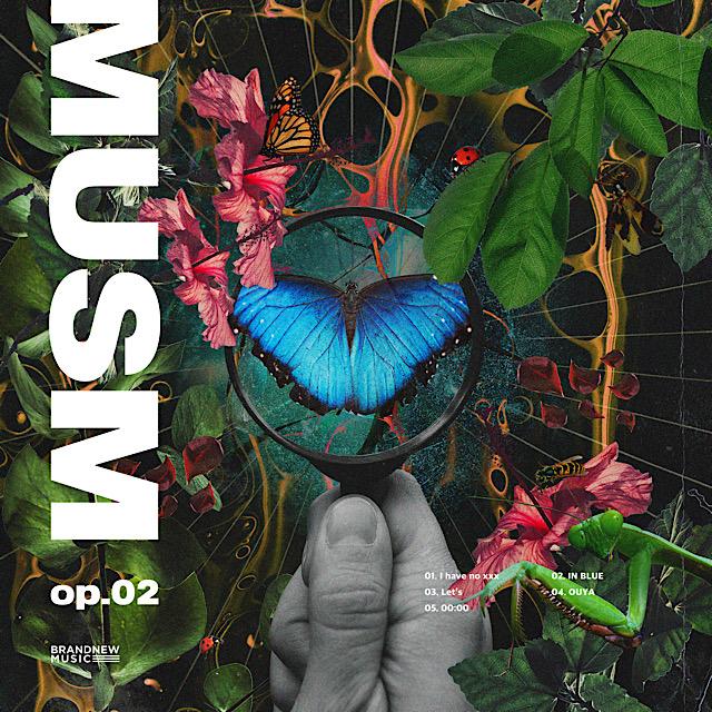 7일(금), 브랜뉴뮤직+MUSM 스페셜 앨범 'MUSM op.2' 발매 | 인스티즈
