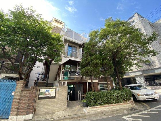 함께 주택협동조합이 소유하고 있는 서울 마포구 성산동 셰어하우스의 모습. [사진 함께 주택협동조합]