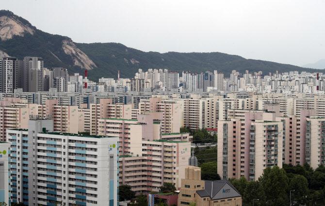 서울 노원구 아파트 일대(사진=연합뉴스)