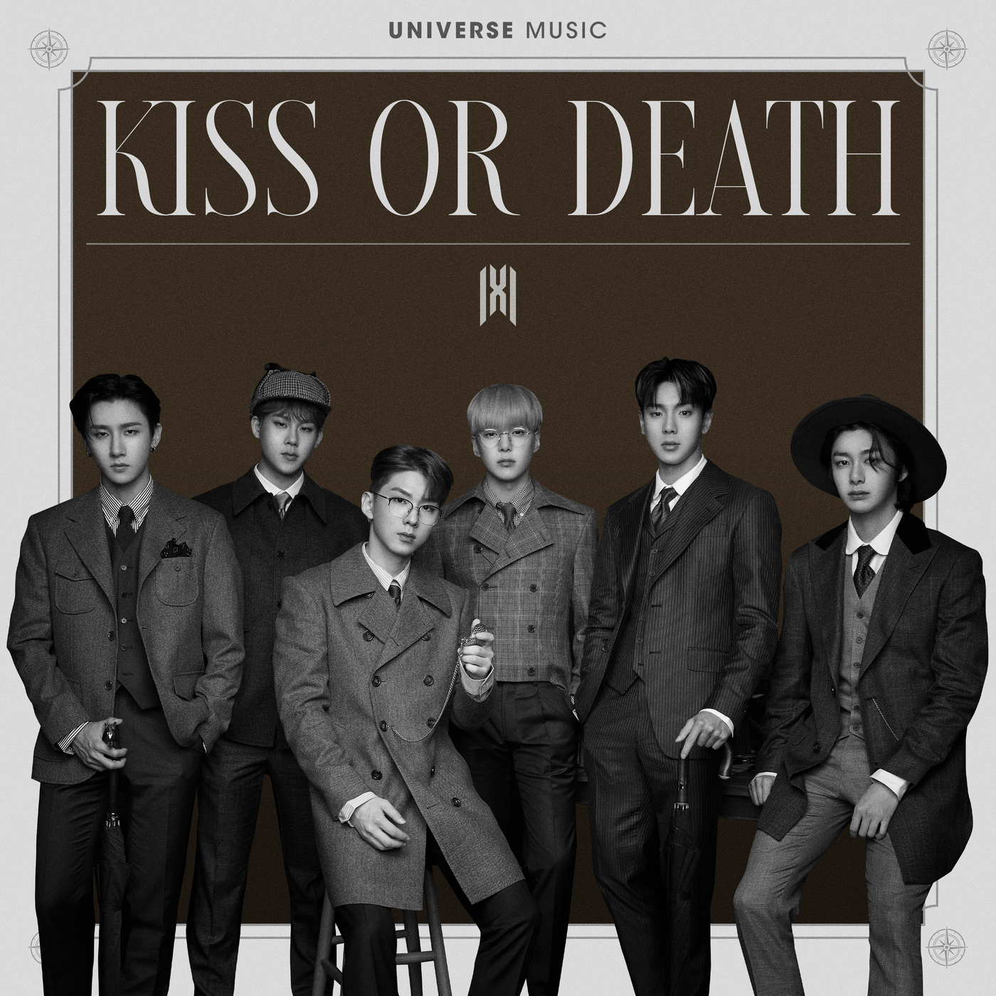 26일(월), 몬스타엑스 프로젝트 앨범 'KISS OR DEATH' 발매 | 인스티즈