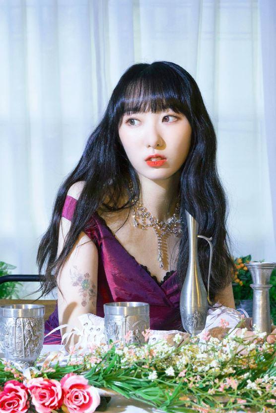 19일(월), 하얀(HAYAN) 싱글 앨범 'Unfair Love' 발매   인스티즈
