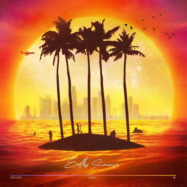 5일(일), ILLSON 정규 앨범 1집 'Endless Summer' 발매 | 인스티즈