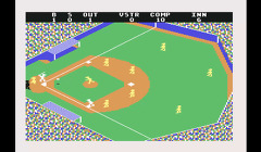 Star League Baseball - Gamestar 1983