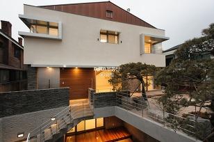 평창동 주택
