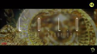 Crown J L.OL.O (Life of Luxury Only) (Clean Ver.) M/V