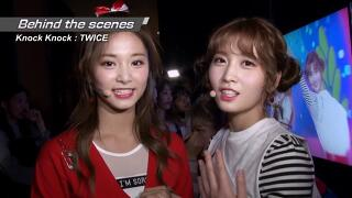 [Original] Behind the scenes Twice ′Knock Knock′