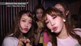 [KCON.TV] Behind the scenes I.O.I ′너무너무너무′