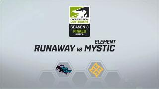 [OWCK] Element Mystic vs RunAway H/L