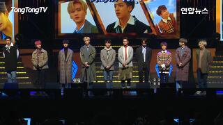 PENTAGON(펜타곤) 'RUNAWAY' Showcase -TALK-