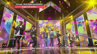 [믹스나인 6회] One Way - What Makes you Beautiful(One Direction)