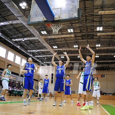 차포포, 연세대 농구부 최준용 선수 등 - 2015 대학농구리그