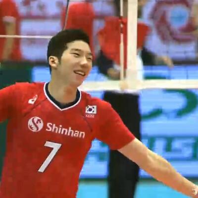 2019 AVC 남자배구 아시아선수권 한국 vs 인도 8강전 결과? (신영석3연속끝내기, 황택의or곽명우, 마무리 MVP허수봉)
