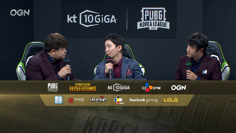 PKL 2018 하반기 Week 3 GroupA Round 4 [18.10.15]