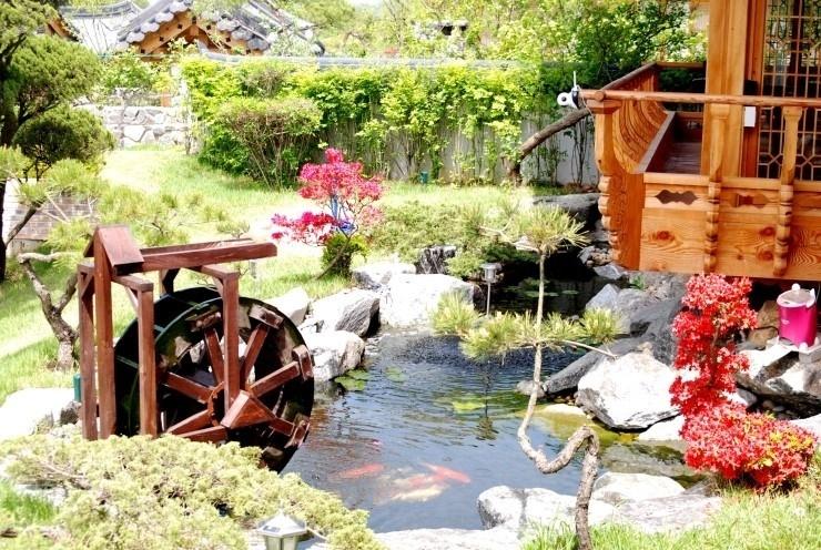 [유머] 김포에 있다는 한옥식 전원주택 마을 -  와이드섬
