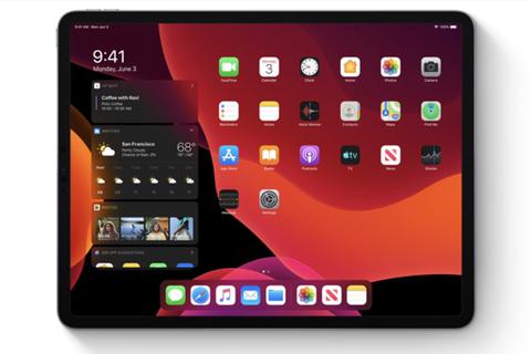 애플, 아이패드 전용 iPad OS 발표
