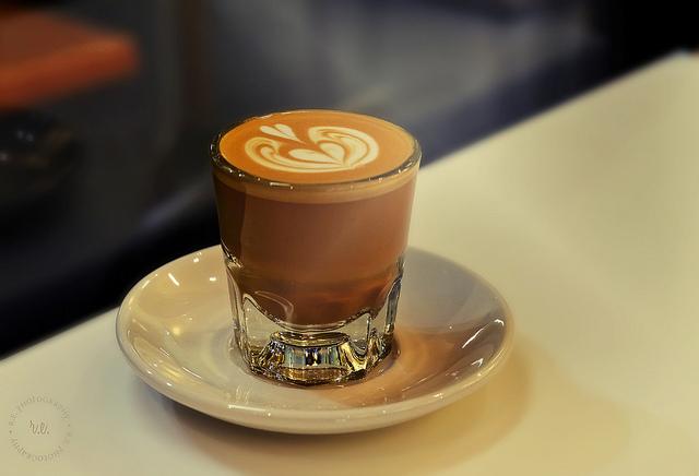 #3 바르셀로나식 첫인사, '우유 넣은 커피'