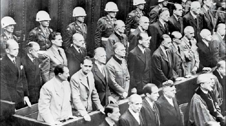 what happened to the nuremberg trials history essay Nuremberg trials essay the nuremberg trials generally refers to the trials against members of the german leadership for war crimes committed in the period leading up to and during world war ii the decision to try these individuals was made during the war.