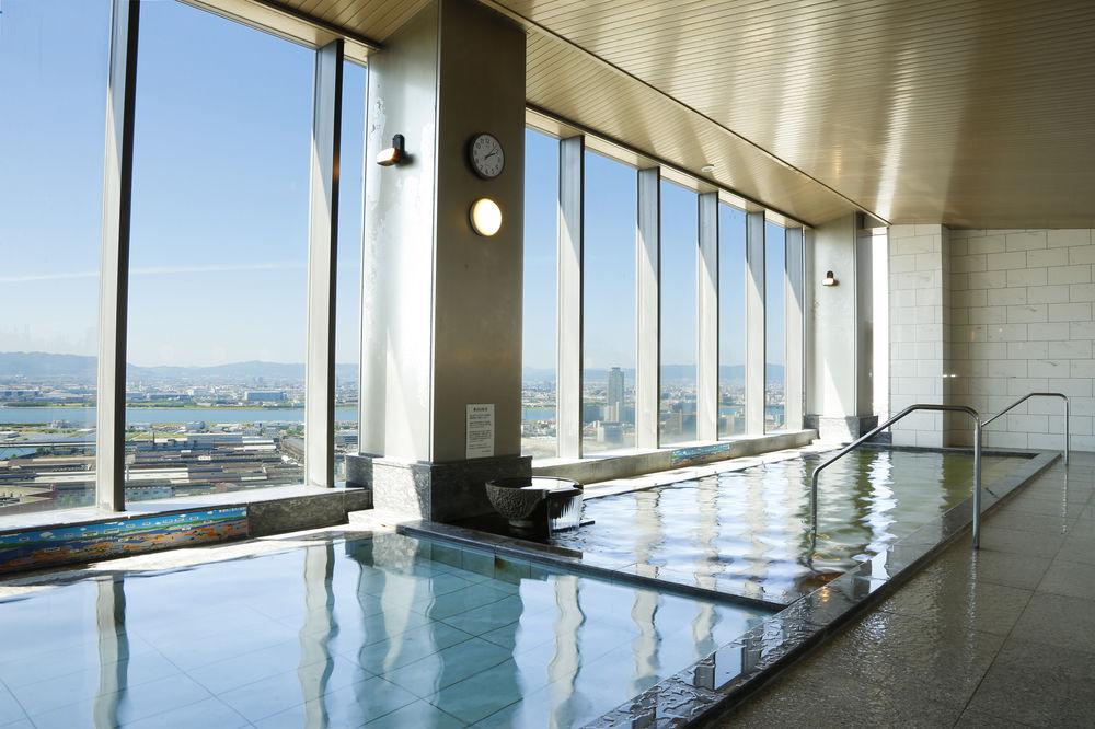 오사카 유니버셜스튜디오 호텔 케이한 유니버설 타워 수영장