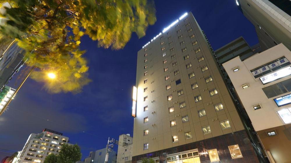 오사카 도톤보리 호텔 추천 도미 인 프리미엄 남바 건물