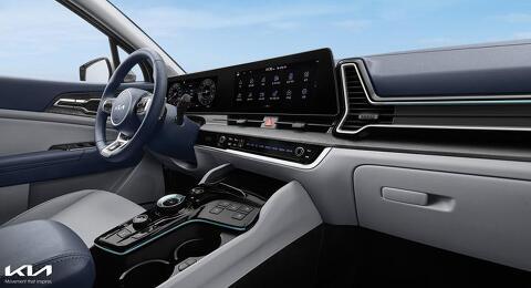 기아의 고품격 준중형 SUV, 신형 스포티지 출시