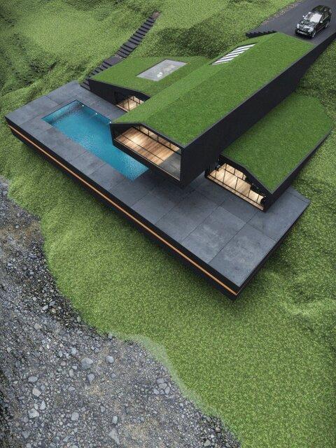 뉴욕에서 디자인 대상 받은 주택
