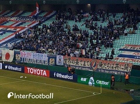 [이슈]요코하마 프로축구팀이 오늘 대한민국에서 ..