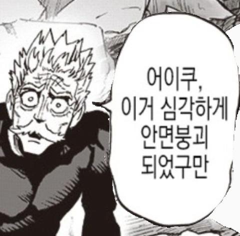 원펀맨)슬슬 시간되서 올려보는 실버 뱅 팩트