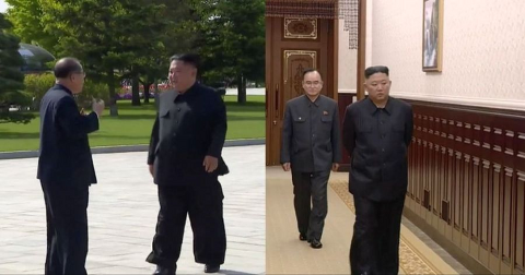 북)김정은 근황