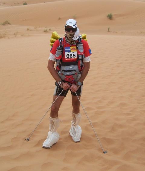 한 극한 마라톤 선수가 이혼한 이유
