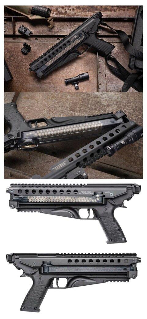 [기타]올해 출시되는 장탄수 50발짜리 권총