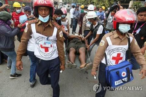 [이슈]미얀마 유혈사태 악화일로…쿠데타 이후 4..