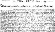 독립 선언문(Declaration of Independence)